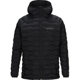 Peak Performance Argon Light Hood Jacket Herr Black